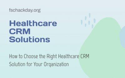 Healthcare CRM Solutions